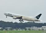 bluesky05さんが、成田国際空港で撮影したパキスタン国際航空 777-240/ERの航空フォト(写真)