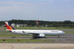 meijeanさんが、成田国際空港で撮影したフィリピン航空 A330-343Eの航空フォト(写真)