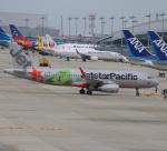 nagareboshiさんが、関西国際空港で撮影したジェットスター・パシフィック A320-232の航空フォト(写真)