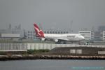taniocchi-skyさんが、羽田空港で撮影したカンタス航空 747-438/ERの航空フォト(写真)