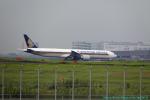 taniocchi-skyさんが、羽田空港で撮影したシンガポール航空 777-312/ERの航空フォト(写真)