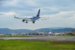 アップルゆこさんが、台北松山空港で撮影したマンダリン航空 ERJ-190-100 IGW (ERJ-190AR)の航空フォト(写真)