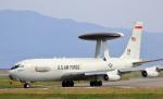 tomoD:5さんが、岩国空港で撮影したアメリカ空軍 E-3B Sentry (707-300)の航空フォト(写真)