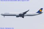 Chofu Spotter Ariaさんが、羽田空港で撮影したルフトハンザドイツ航空 A340-642の航空フォト(飛行機 写真・画像)