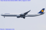 Chofu Spotter Ariaさんが、羽田空港で撮影したルフトハンザドイツ航空 A340-642の航空フォト(写真)