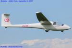 Chofu Spotter Ariaさんが、妻沼滑空場で撮影した明治大学体育会航空部 - Meiji University Aviation Club ASK 23Bの航空フォト(写真)
