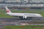 やつはしさんが、羽田空港で撮影した日本航空 777-289の航空フォト(写真)