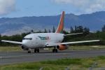 nobu2000さんが、ダニエル・K・イノウエ国際空港で撮影したトランスエア 737-275C/Advの航空フォト(写真)