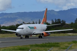 nobu2000さんが、ダニエル・K・イノウエ国際空港で撮影したトランスエア 737-275C/Advの航空フォト(飛行機 写真・画像)