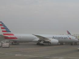 まさ773さんが、成田国際空港で撮影したアメリカン航空 787-9の航空フォト(写真)