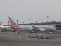 まさ773さんが、成田国際空港で撮影したアメリカン航空 787-8 Dreamlinerの航空フォト(写真)