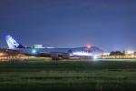 Orcaさんが、成田国際空港で撮影した日本貨物航空 747-8KZF/SCDの航空フォト(写真)