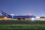 Orcaさんが、成田国際空港で撮影したエアブリッジ・カーゴ・エアラインズ 747-406F/ER/SCDの航空フォト(写真)