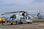 M.K.さんが、長崎空港で撮影した海上自衛隊 MCH-101の航空フォト(写真)