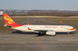 セブンさんが、新千歳空港で撮影した香港航空 A330-243の航空フォト(写真)
