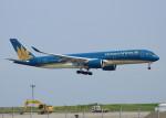 bluesky05さんが、羽田空港で撮影したベトナム航空 A350-941XWBの航空フォト(写真)