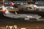 神宮寺ももさんが、成田国際空港で撮影したニューギニア航空 737-7L9の航空フォト(写真)