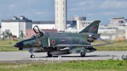 ららぞうさんが、千歳基地で撮影した航空自衛隊 RF-4EJ Phantom IIの航空フォト(飛行機 写真・画像)