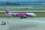 Rsaさんが、那覇空港で撮影したピーチ A320-214の航空フォト(写真)