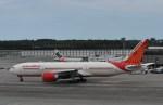 kumagorouさんが、成田国際空港で撮影したエア・インディア 777-237/LRの航空フォト(飛行機 写真・画像)
