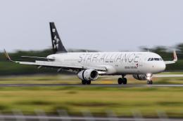いっち〜@RJFMさんが、宮崎空港で撮影したアシアナ航空 A321-231の航空フォト(写真)