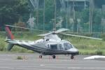 あきらっすさんが、調布飛行場で撮影したベルハンドクラブ A109A Mk2の航空フォト(写真)