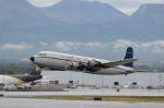 JL60さんが、テッドスティーブンズ・アンカレッジ国際空港で撮影したエバーツ・エア・カーゴ DC-6の航空フォト(写真)