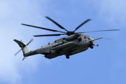 sskm1974さんが、北恵庭駐屯地で撮影したアメリカ海兵隊 CH-53Eの航空フォト(飛行機 写真・画像)