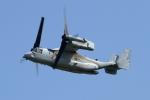 sskm1974さんが、北恵庭駐屯地で撮影したアメリカ海兵隊 MV-22Bの航空フォト(写真)