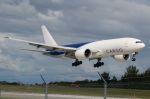 JL60さんが、テッドスティーブンズ・アンカレッジ国際空港で撮影したサザン・エア 777-F16の航空フォト(写真)