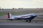 JL60さんが、テッドスティーブンズ・アンカレッジ国際空港で撮影した不明 DC-3の航空フォト(写真)