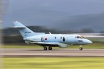 pcmediaさんが、静岡空港で撮影した航空自衛隊 U-125A(Hawker 800)の航空フォト(飛行機 写真・画像)