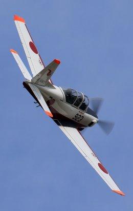 tomoD:5さんが、防府北基地で撮影した航空自衛隊 T-7の航空フォト(飛行機 写真・画像)