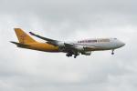 地主さんが、成田国際空港で撮影したセンチュリオン・エアカーゴ 747-412(BDSF)の航空フォト(写真)