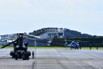 takamaruさんが、静岡空港で撮影した静岡県警察 AS365N1 Dauphin 2の航空フォト(写真)
