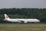 ATOMさんが、新千歳空港で撮影した中国東方航空 A321-211の航空フォト(写真)