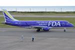 euro_r302さんが、稚内空港で撮影したフジドリームエアラインズ ERJ-170-200 (ERJ-175STD)の航空フォト(写真)