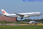 いおりさんが、成田国際空港で撮影した中国国際航空 A330-343Xの航空フォト(写真)