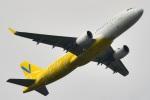 shining star ✈さんが、成田国際空港で撮影したバニラエア A320-214の航空フォト(写真)