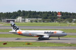 meijeanさんが、成田国際空港で撮影したジェットスター・ジャパン A320-232の航空フォト(写真)