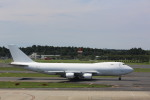 meijeanさんが、成田国際空港で撮影したウィルミントン・トラスト・カンパニー 747-4KZF/SCDの航空フォト(写真)