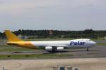meijeanさんが、成田国際空港で撮影したポーラーエアカーゴ 747-87UF/SCDの航空フォト(写真)