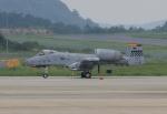 だいまる。さんが、岡山空港で撮影したアメリカ空軍 A-10C Thunderbolt IIの航空フォト(写真)