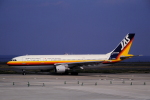 チャーリーマイクさんが、羽田空港で撮影した日本エアシステム A300B4-622Rの航空フォト(写真)