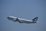 hirokongさんが、台湾桃園国際空港で撮影したキャセイパシフィック航空 747-867F/SCDの航空フォト(写真)