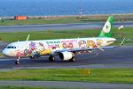 orbis001さんが、関西国際空港で撮影したエバー航空 A321-211の航空フォト(写真)