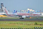 orbis001さんが、成田国際空港で撮影したハネウェル 757-225の航空フォト(写真)