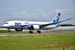orbis001さんが、伊丹空港で撮影した全日空 787-8 Dreamlinerの航空フォト(写真)