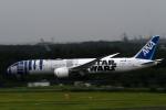 ho ho hoさんが、成田国際空港で撮影した全日空 787-9の航空フォト(写真)