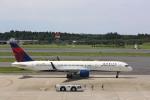 meijeanさんが、成田国際空港で撮影したデルタ航空 757-26Dの航空フォト(写真)